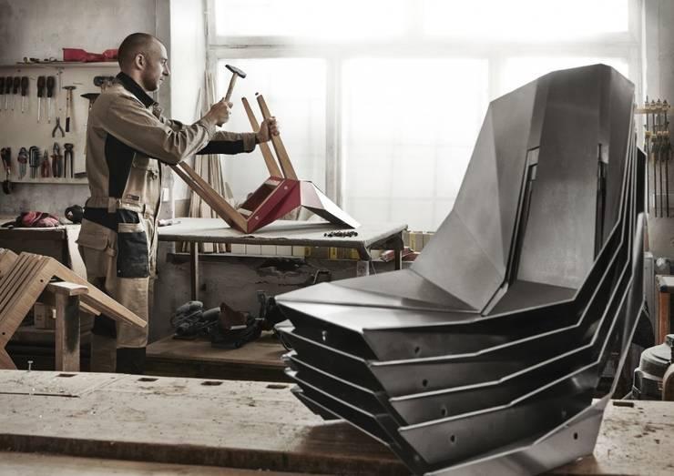 DIAGO: styl , w kategorii Jadalnia zaprojektowany przez TABANDA gdańsk,