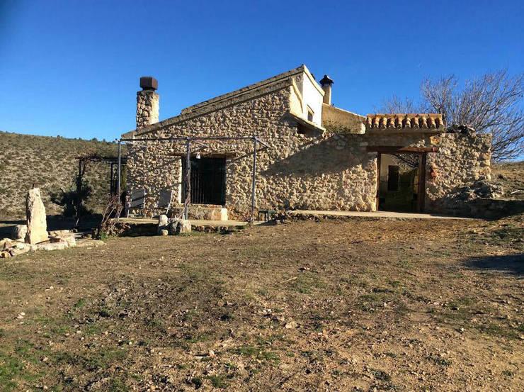 Casas de estilo rural por Anticuable.com