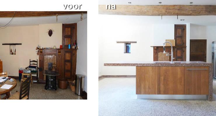 Interne verbouwing Cadier en Keer:   door SeC architecten