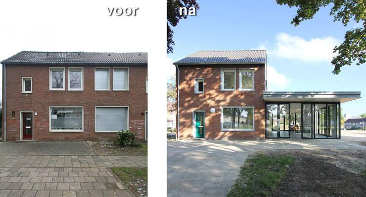 Buurthuiskamer Landgraaf van SeC architecten