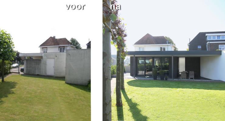 Verbouwing Woonhuis Beek:   door SeC architecten