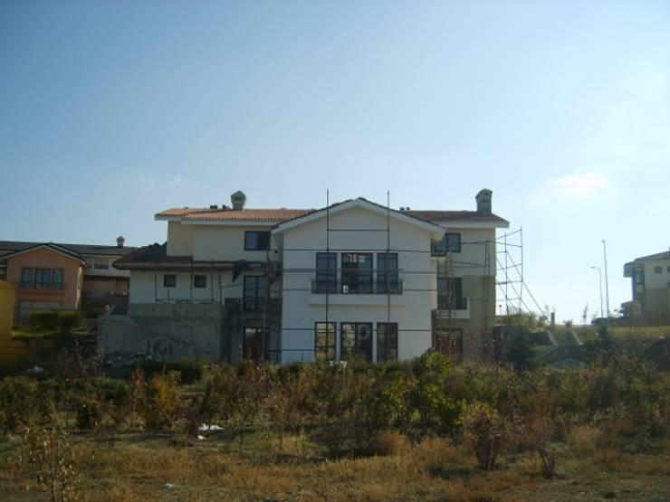 Kargen Sitesi Villa Mimark Tasarım Proje Uygulama Ltd. Şti.