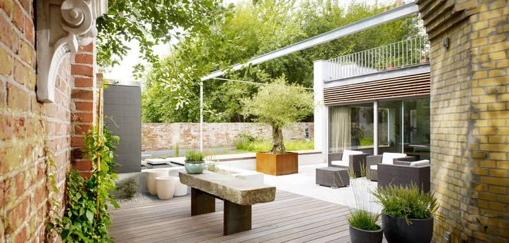 Сады в . Автор – Eilmann Architekturbüro