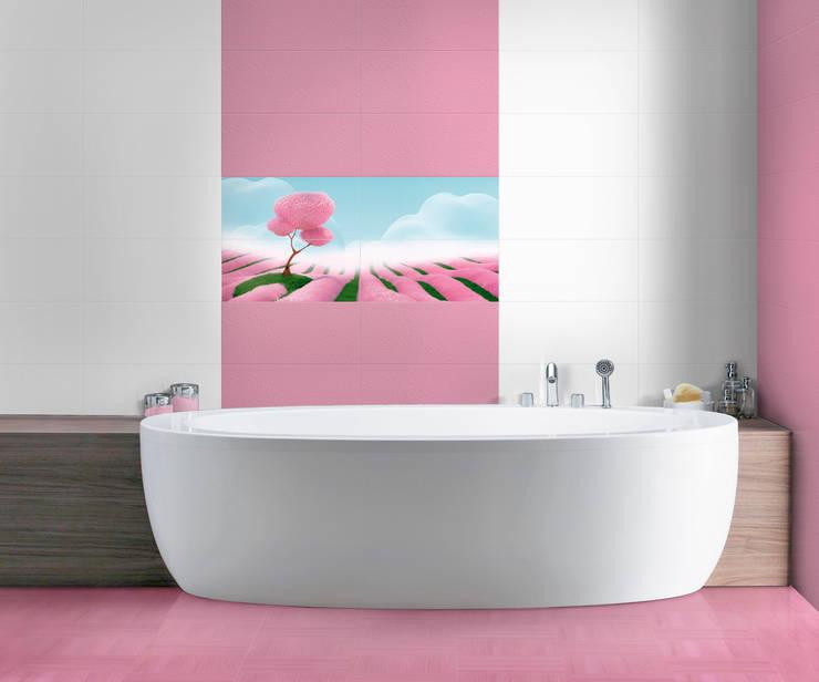 Dream:  Bathroom by Target Tiles