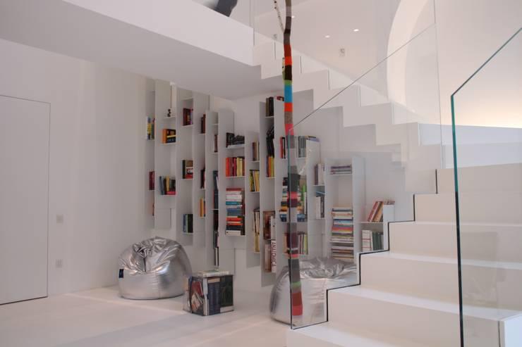 الممر والمدخل تنفيذ Serenella Pari design