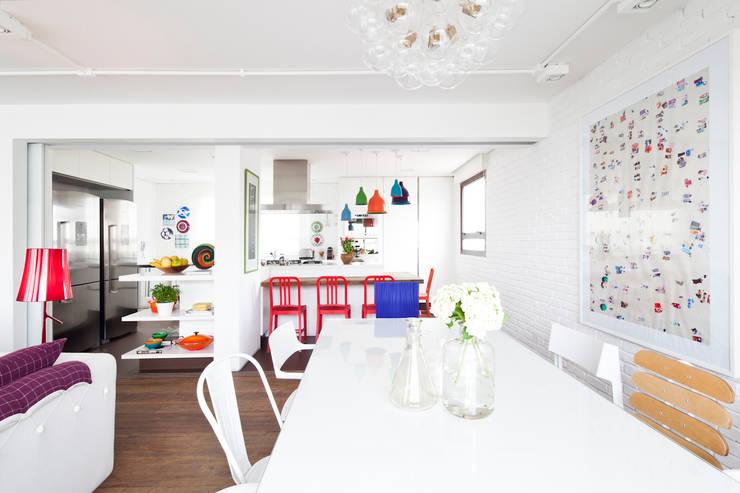 FA: Salas de jantar  por Flávia Gerab