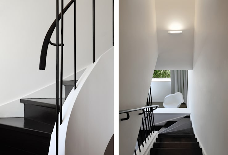 Коридор и прихожая в . Автор – Tiago Patricio Rodrigues, Arquitectura e Interiores,