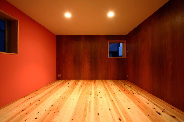 寝室: TABが手掛けた寝室です。