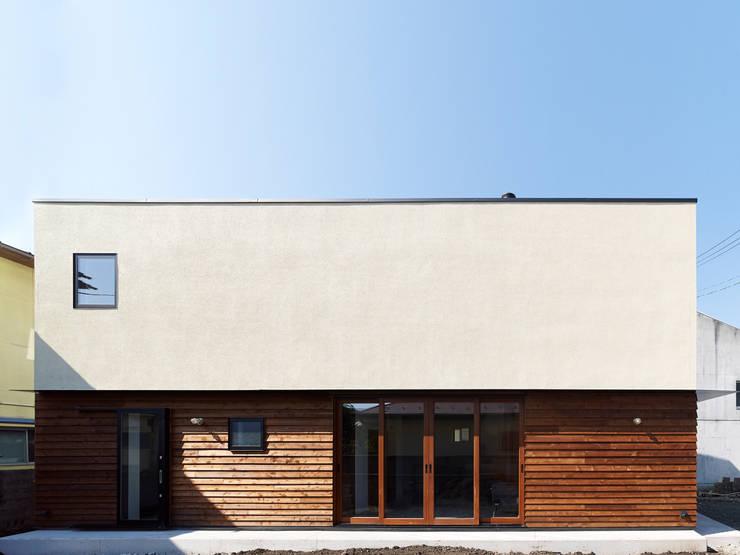 Casas  por 齋藤和哉建築設計事務所