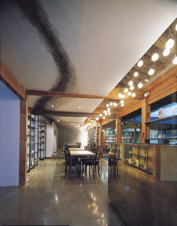 Commercial Spaces by inexdesign,