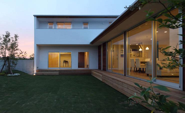 外観: 松原建築計画 / Matsubara Architect Design Officeが手掛けた家です。