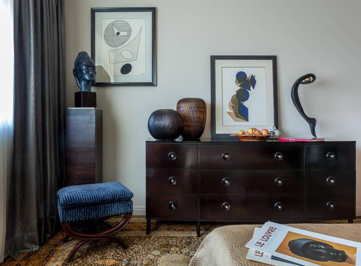 Bedroom by МАРИНА БУСЕЛ интерьерный дизайн