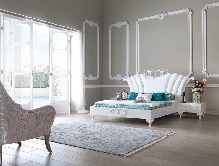 Mahir Mobilya – avangart mobilya yatak odası: rustik tarz tarz Yatak Odası