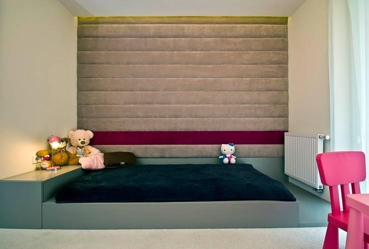 Apartament w Gdynia 2011: styl , w kategorii Pokój dziecięcy zaprojektowany przez formativ. indywidualne projekty wnętrz