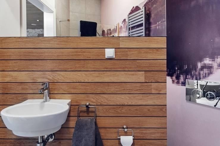 Domek biesiadny 2012: styl , w kategorii Łazienka zaprojektowany przez formativ. indywidualne projekty wnętrz