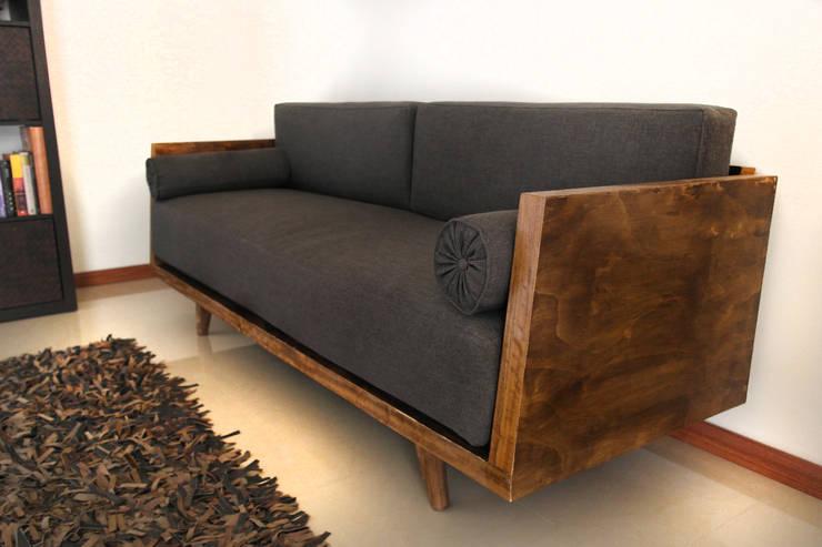 Diseño: Comedor de estilo  por DODA Arquitectura + Diseño