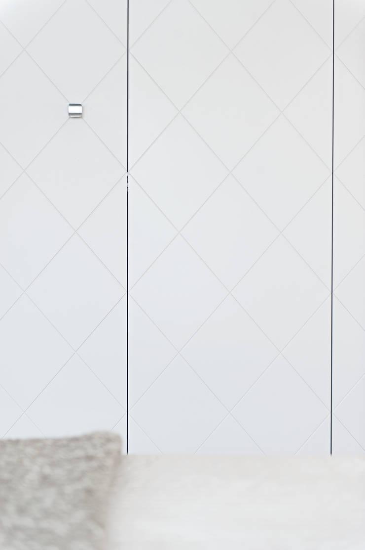 Cuartos de estilo  por formativ. indywidualne projekty wnętrz, Moderno