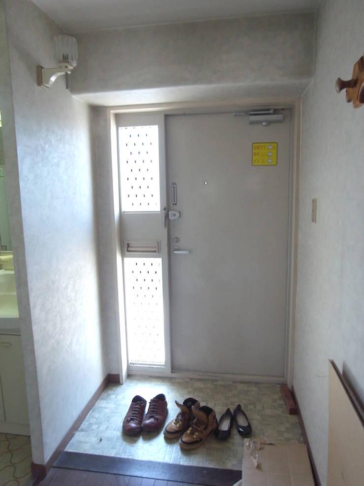 解体前玄関 オリジナルな 窓&ドア の 一級建築士事務所co-designstudio オリジナル