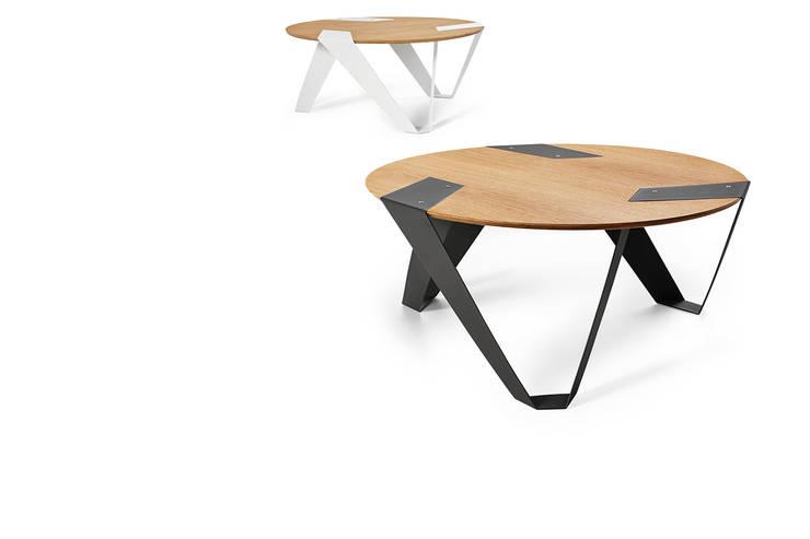 MOBIUSH: styl , w kategorii Salon zaprojektowany przez TABANDA gdańsk