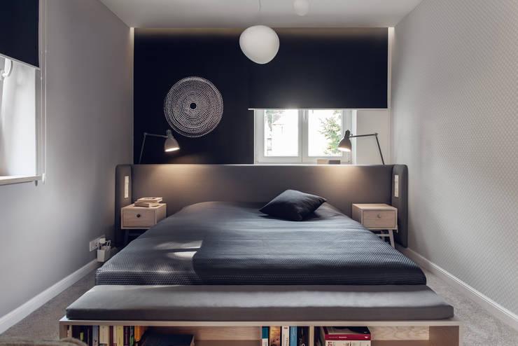 Dom prywatny 2013: styl , w kategorii Sypialnia zaprojektowany przez formativ. indywidualne projekty wnętrz