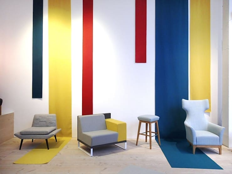 'Beat the winter blues' is the subject of Morgan's latest blog post:  Office spaces & stores  by Morgan Furniture