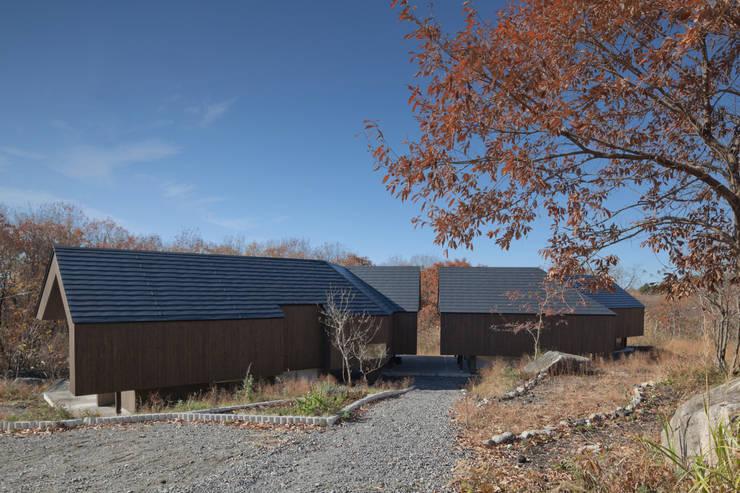 BROWNIE: 内田貴久建築設計事務所が手掛けた家です。