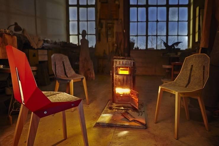 DIAGO Z FILCEM: styl , w kategorii Jadalnia zaprojektowany przez TABANDA gdańsk