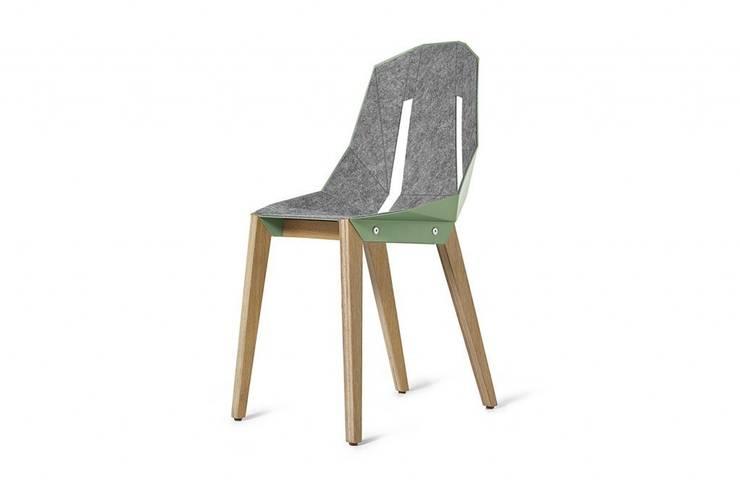 DIAGO Z FILCEM: styl , w kategorii Domowe biuro i gabinet zaprojektowany przez TABANDA gdańsk