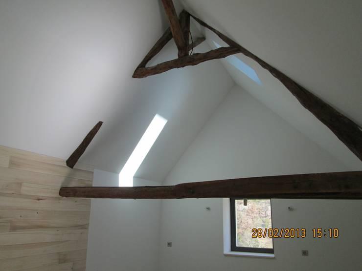 Дома в . Автор – LIARSOU et CONSTANT architectes DPLG