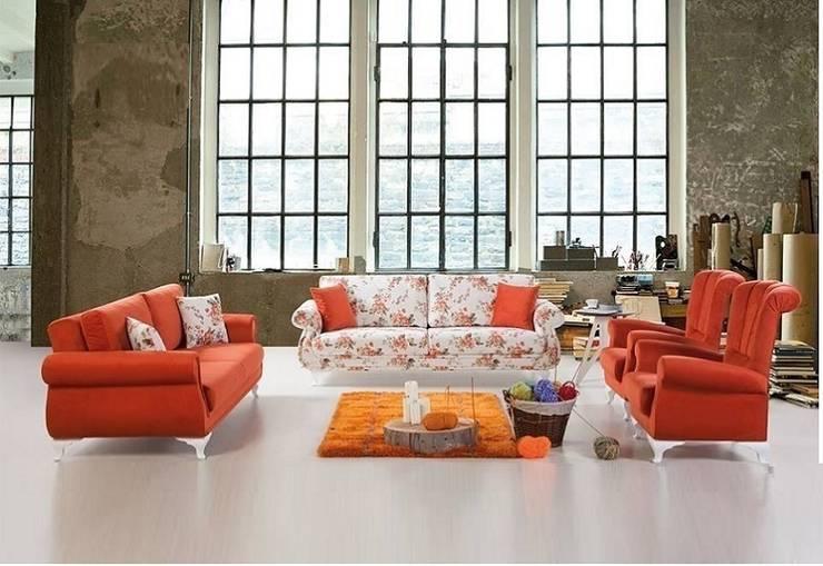 Mahir Mobilya – 2016 koltuk modelleri:  tarz Oturma Odası