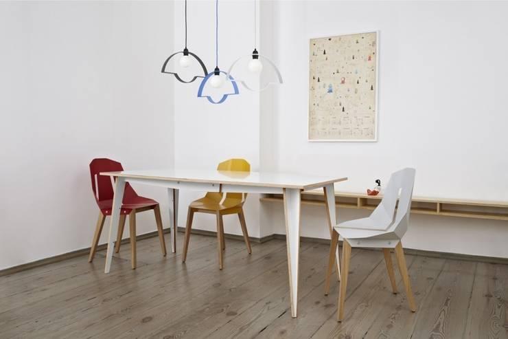 MACIEK: styl , w kategorii Jadalnia zaprojektowany przez TABANDA gdańsk