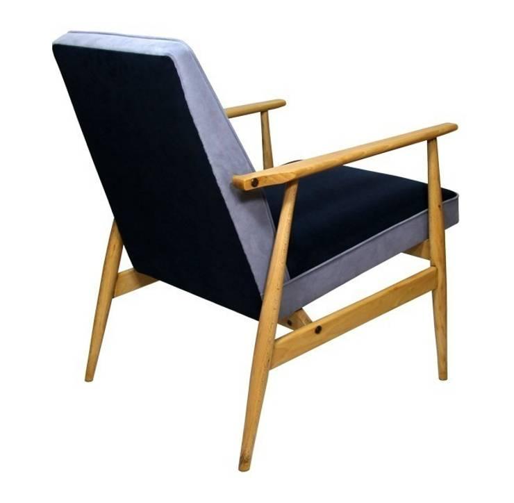 Granat: styl , w kategorii Salon zaprojektowany przez ToTu Pracownia