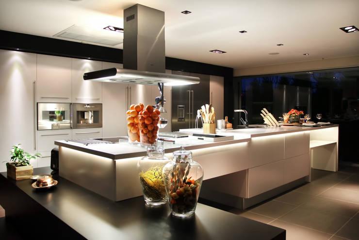 moderne Küche von As Tasarım - Mimarlık