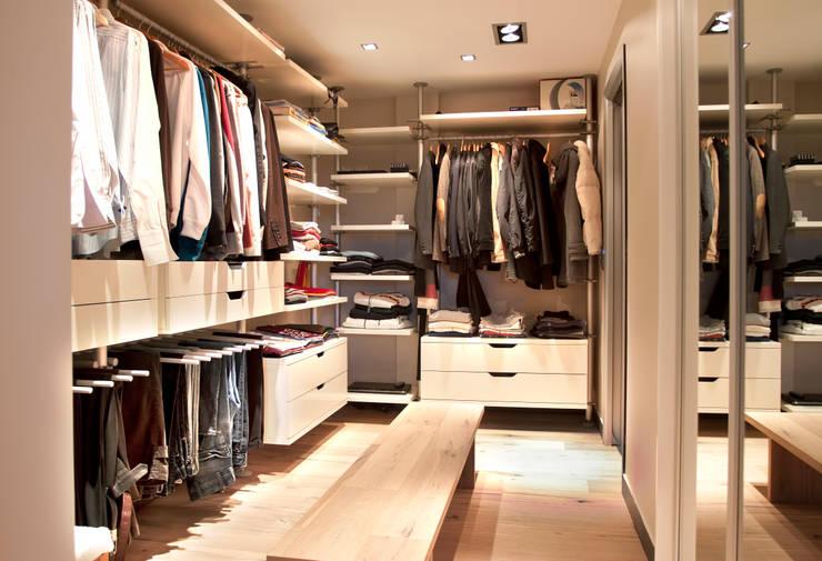 As Tasarım - Mimarlık – SAHİLEVLERİ PROJE:  tarz Giyinme Odası