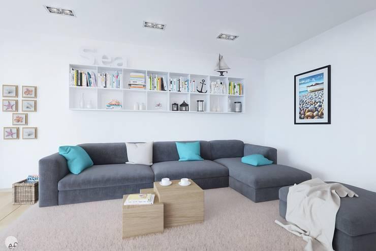Living room by Eleonora Frosini