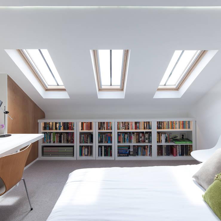 modern Bedroom by APE Architecture & Design Ltd.