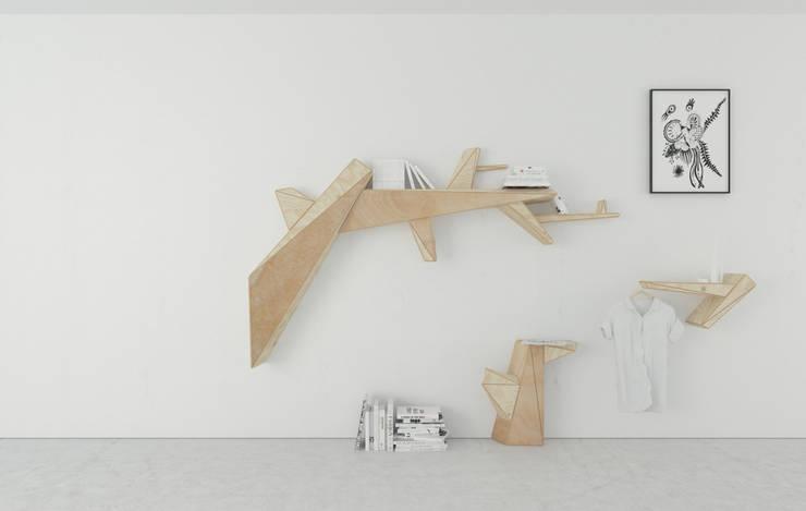 Гостиная в . Автор – t design