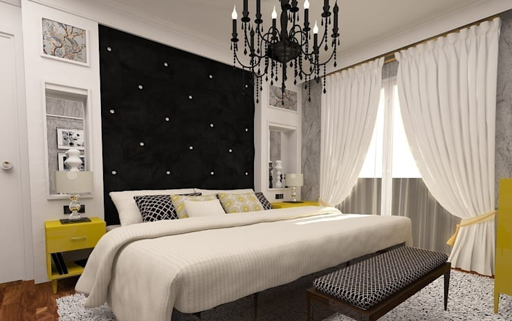 Bedroom by İdea Mimarlık