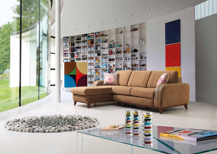 Sala de estar  por Trabcelona Design