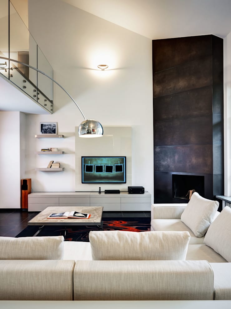Living room by Studio Marco Piva