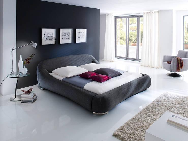 Łóżko ROMA: styl , w kategorii Sypialnia zaprojektowany przez mebel4u,Minimalistyczny