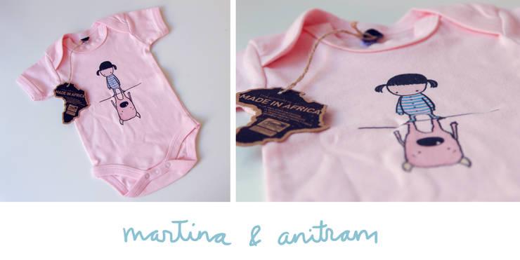"""Body """"Martina y Anitram"""": Arte de estilo  de Lyona"""