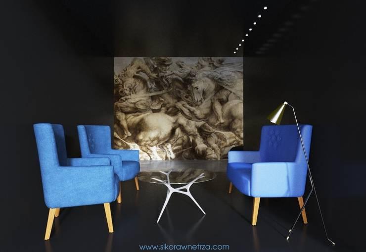 47 AVENUE BUTIK: styl , w kategorii Powierzchnie handlowe zaprojektowany przez Sikora Wnetrza