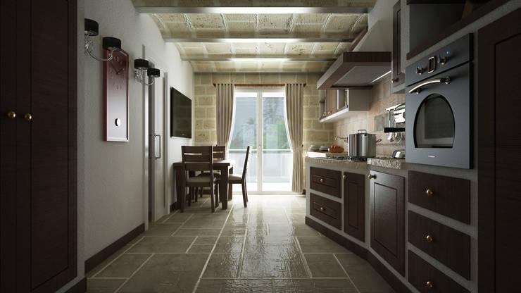 Cozinhas mediterrânicas por De Vivo Home Design