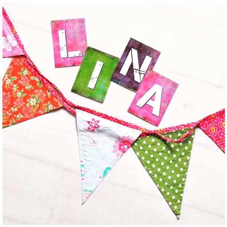 Lina:  Kinderkamer door LiefsLabel