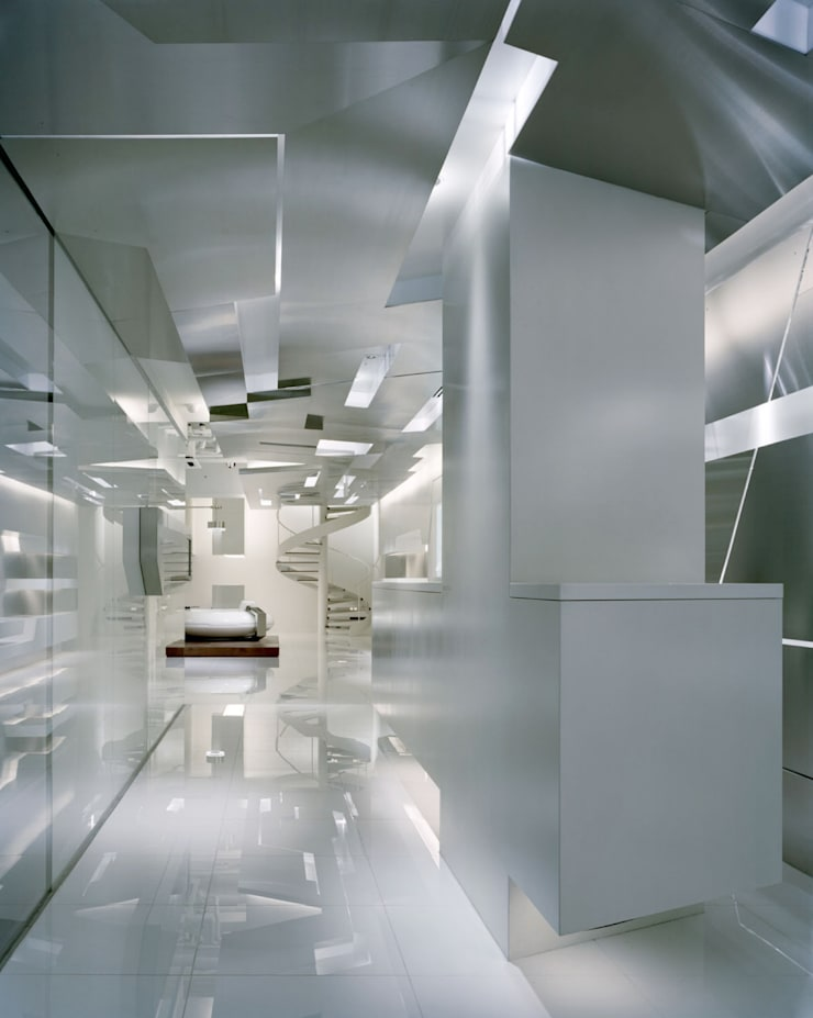 Commercial Spaces by FUMITA  DESIGN OFFICE INC.
