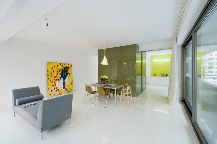 Woonkamer door SEHW Architektur GmbH