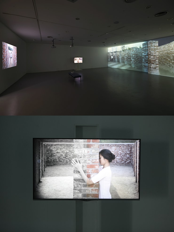 scenario_Minerva of Life and death ||:  Video Artist, Guem Min Jeong의