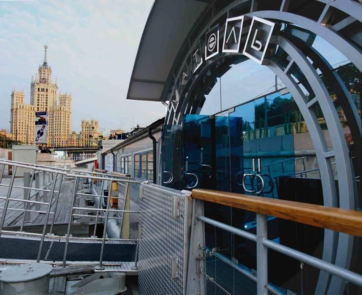 банкетный корабль Vatel:  в . Автор – ПТАМ №2