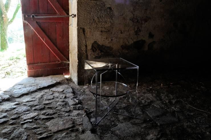 Cubist Acrylaat,  Dark Edge:  Woonkamer door contravorm,